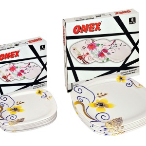 Onex Deluxe Sq Six pcs Set
